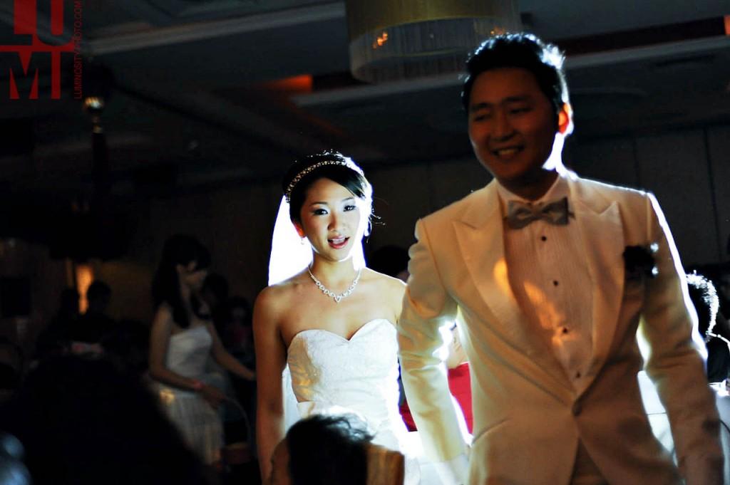 Wedding march in